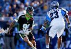 Paul Rabil New York Lizards MLL Lacrosse vs Ohio Machine 2015 MLL week 6