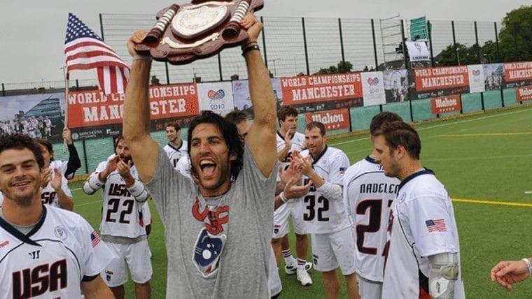 Team USA Roster - Photo circa 2010