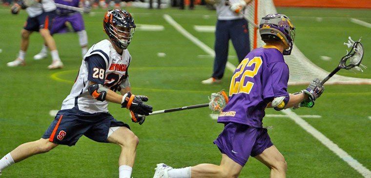 Syracuse lacrosse vs UAlbany 2015 credit Jeff Melnik