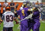 Syracuse lacrosse vs UAlbany 2015 credit Jeff Melnik NCAA Division I late season lacrosse polls