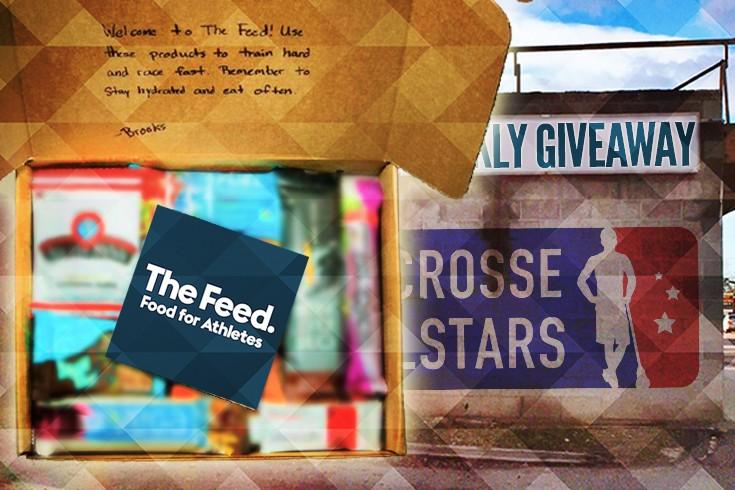 THE FEED MYSTERY BOX