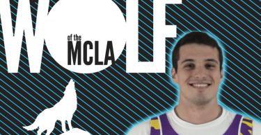 Wolf of the MCLA, Josh Henderson, LSU
