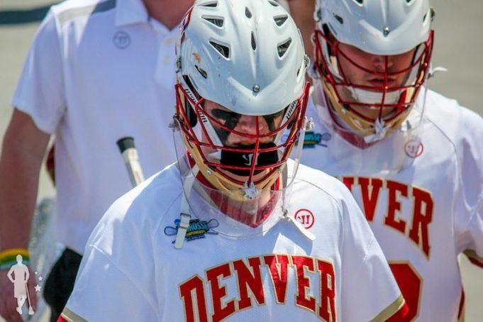 2015 NCAA Mens Lacrosse Championship Denver Pioneers preseason lacrosse poll down