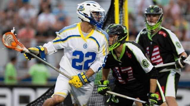 Determination and Imagination - Casey Powell