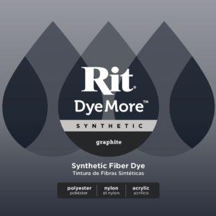 Rit DyeMore - Graphite