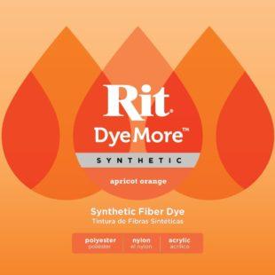 Rit DyeMore - Apricot Orange