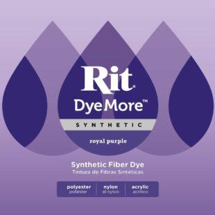 Rit DyeMore - Royal Purple