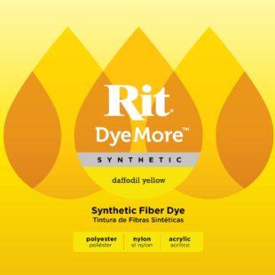 Rit DyeMore - Daffodil Yellow