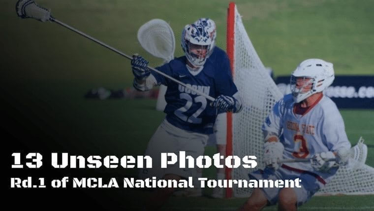 13 unseen photos from rd.1 of the MCLA national tournament