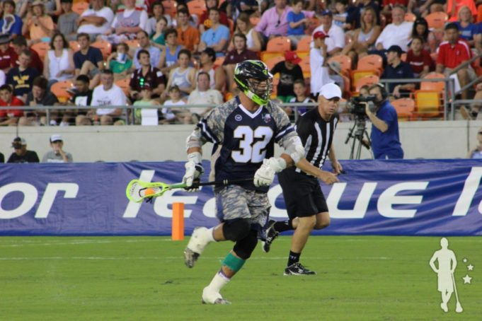 Greg Gurenlian MLL All-Star Game 2015
