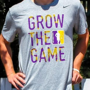 WILC 2015 Grow The Game Tees