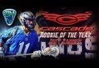 2015 Cascade Rookie of the Year: Joey Sankey
