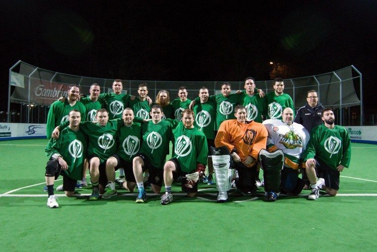 Ireland Lacrosse 2015 Emerald Islanders