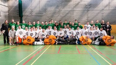 Irleand Lacrosse 2015 National Team Trials Dublin