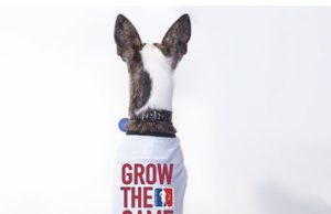 Grow The Game Dog Tee