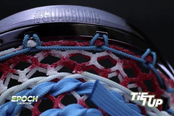 Tie Up Tuesday: Throne of String - Zack Dorn's Guac Bomb
