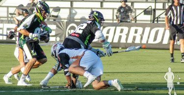 Greg Gurenlian New York Lizards MLL Championship 2015