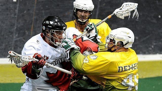 WILC 2015 Nation Preview: Australia VS CANADA 2011 WILC