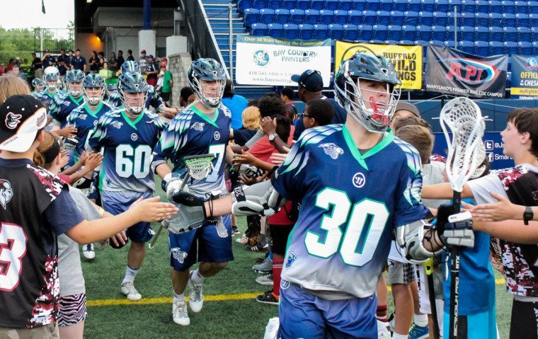 2015 Chesapeake Bayhawks 2015 Photo Credit Ben Ludeman