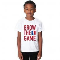 Boys Grow The Game Youth Tee