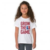 Girls Grow The Game Youth Tee