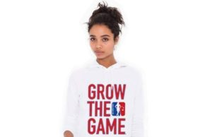 Grow The Game Women's Hoodie Dress