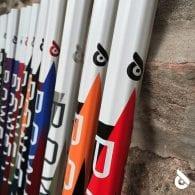 Powell Lacrosse shafts