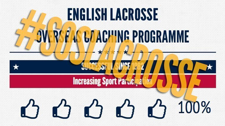 #SOSLacrosse to Save English Lacrosse Overseas Coaching Visas