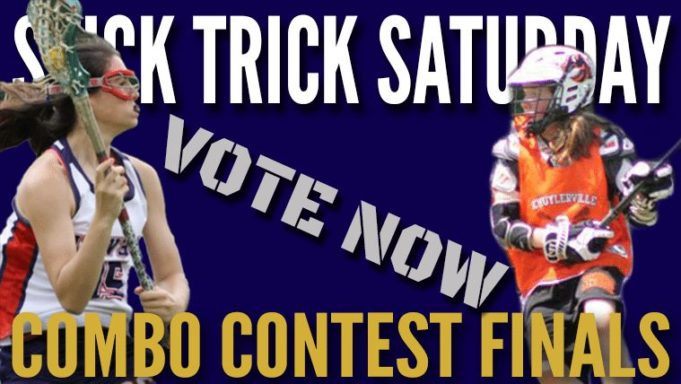 VOTE NOW 2015 Stick Trick Saturday Combo Contest Finals