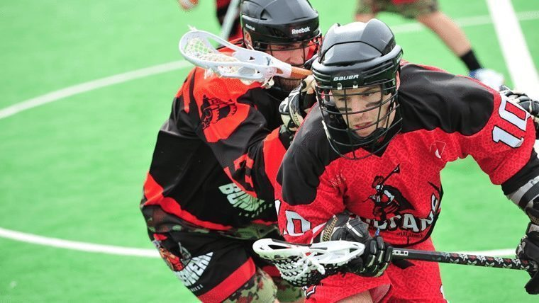 Shaw Turkey box lacrosse