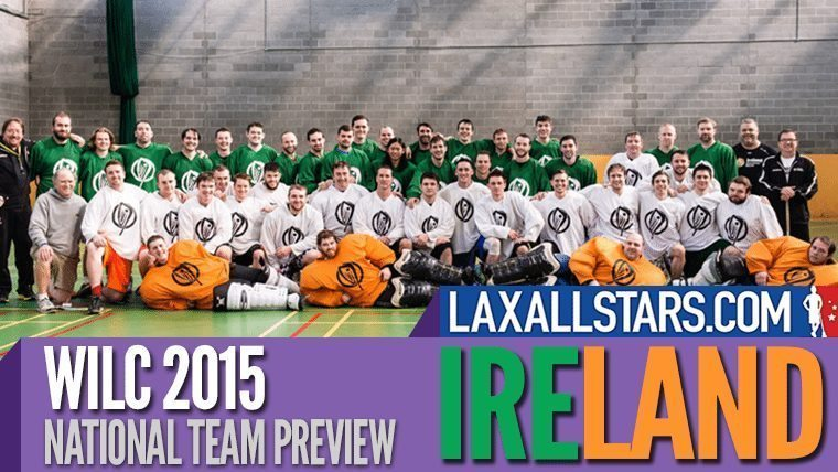 WILC 2015 National Team Preview Ireland