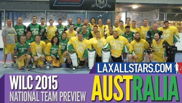 WILC 2015 Nation Preview: Australia