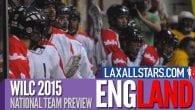 ENGLAND WILC 2015