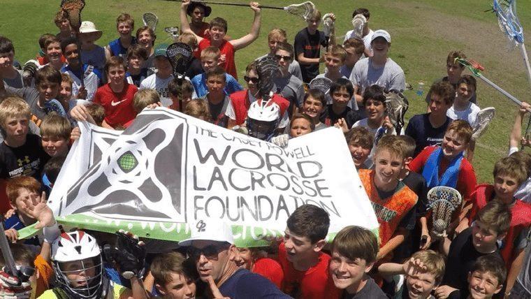 Casey Powell's World Lacrosse Foundation