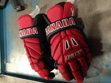 Gait Canada Lacrosse gloves WILC 2015 WILC Nation Preview: Canada Photo Credit Canadian Lacrosse Association