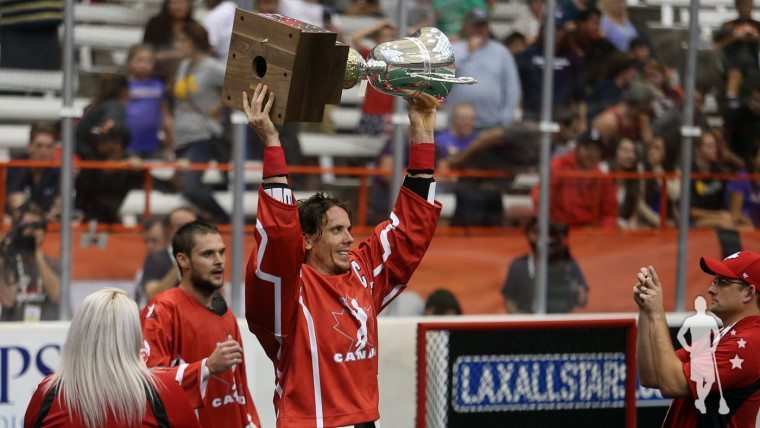 Canada Wins WILC 2015 Over the Iroquois Nationals box lacrosse better