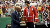 Kyle Rubisch Canada Wins WILC 2015 Over the Iroquois Nationals