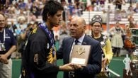 Lyle Thompson Canada Wins WILC 2015 Over the Iroquois Nationals