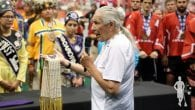Oren Lyons Canada Wins WILC 2015 Over the Iroquois Nationals