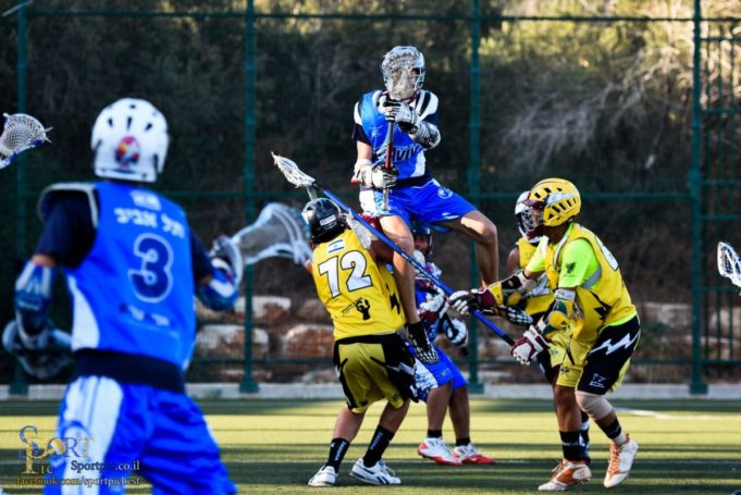 youth club lacrosse israel