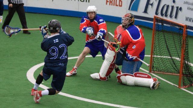 Finland box lacrosse