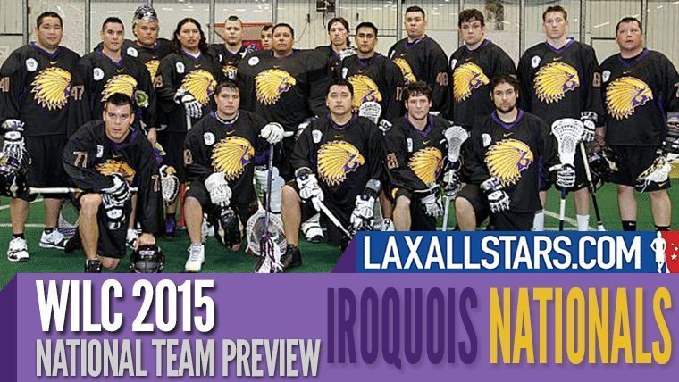 WILC Nation Preview: Iroquois Nationals