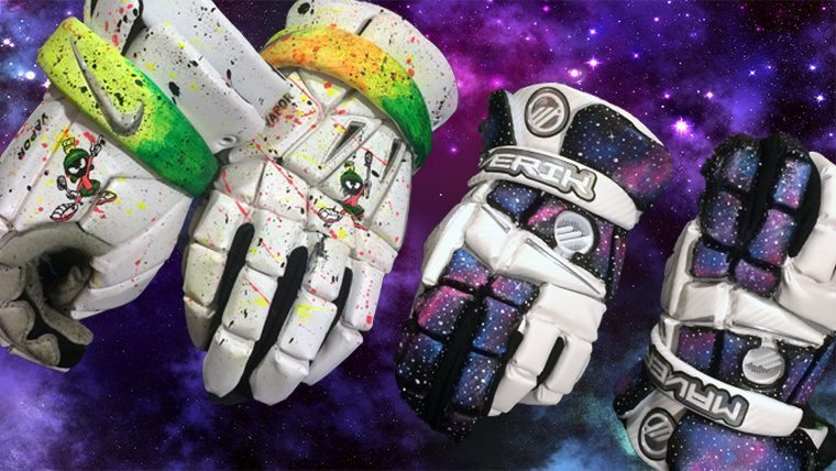 Space Gloves: Marvin the Martian and Galaxy Customs