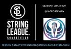 chris wilson string league