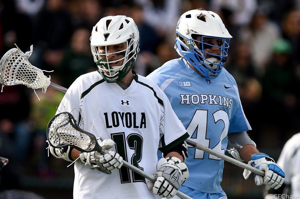 loyola hopkins charles street rivalry
