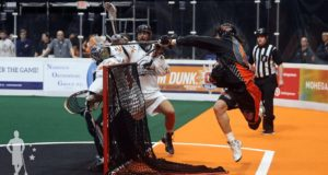 New England Black Wolves vs Buffalo Bandits 2016 Jeff Melnik NLL Video Explosion: Goals, Goals, Goals!