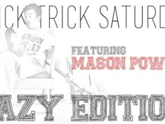 Lazy Stick Trick Saturday featuring Mason Powell