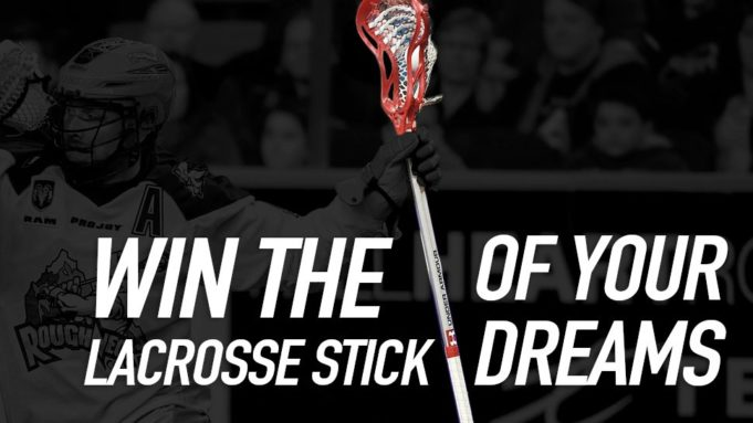 Win The Lacrosse Stick of Your Dreams