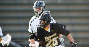 towson vs loyola lacrosse media poll