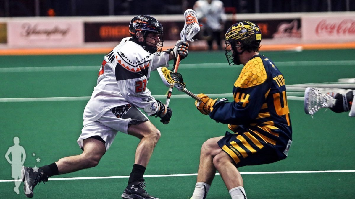 Five Unreal Finishes at 2016 NLL Midpoint - Lacrosse All Stars